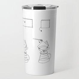 Pour Over Travel Mug