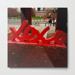 Philly Love Metal Print