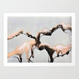 Brain Energy Art Print