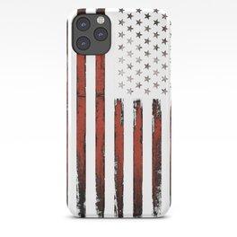 American flag Stars & stripes iPhone Case