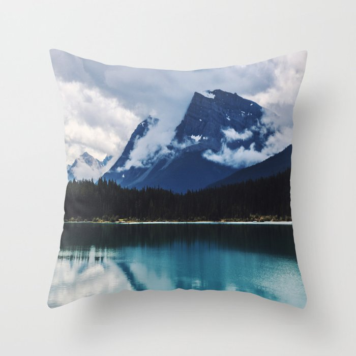 I can walk on water Throw Pillow