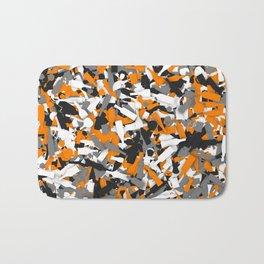 Urban alcohol camouflage Bath Mat