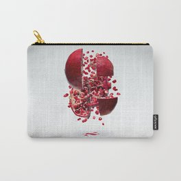 Flying Pomegranate Carry-All Pouch
