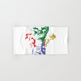 Space Cowboys Hand & Bath Towel