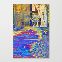 20180716 Canvas Print