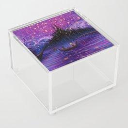 The Lantern Scene Acrylic Box