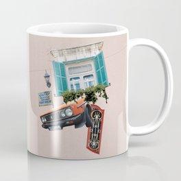 Psychedelic Gemmayzeh - Beirut  Coffee Mug