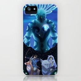 Full Moon night iPhone Case