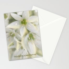 The Magic of Flowers Stationery Cards