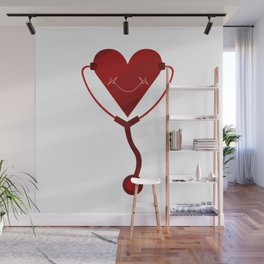 Doctor / Professions Set Wall Mural