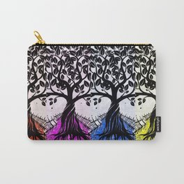 THEY COME IN COLORS Carry-All Pouch