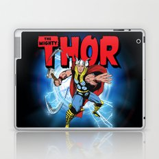 The Mighty Thor! Laptop & iPad Skin