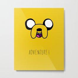 Adventure! Metal Print