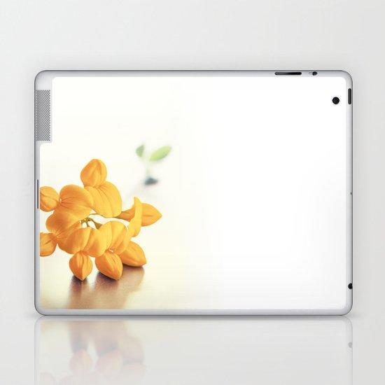 Yellow Clover Laptop & iPad Skin
