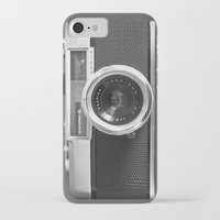 galaxy iPhone & iPod Cases featuring Camera by Nicklas Gustafsson
