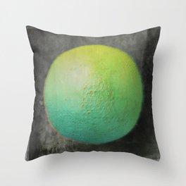 Anaglyph // Lunar Throw Pillow