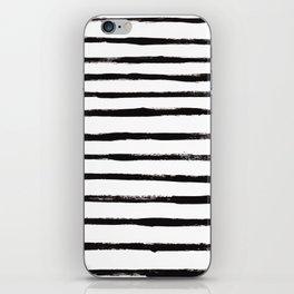 Zebra Stripes iPhone Skin