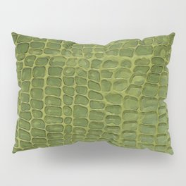 Alligator Skin Pillow Sham