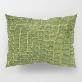 Alligator Skin Pillow Sham