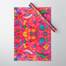 PRIDE (Plastic Menagerie Version) Wrapping Paper