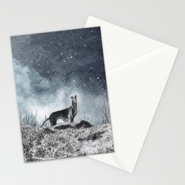 Norway morning Stationery Cards