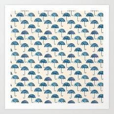 rain #2 Art Print
