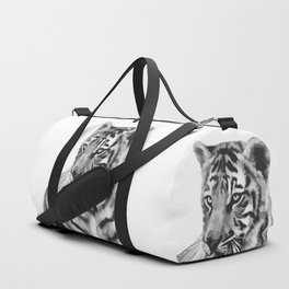 Baby Tiger cub Duffle Bag