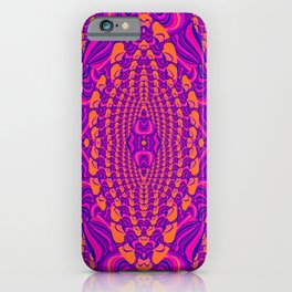 Mirror, Mirror, on the Wall.. iPhone Case