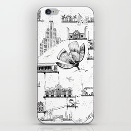 BUENOS AIRES iPhone Skin