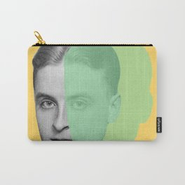 F. Scott Fitzgerald Carry-All Pouch