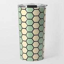 Polygon Travel Mug