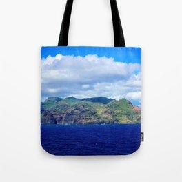 Kauai's Bright Welcome Tote Bag