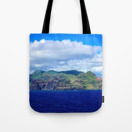 Kauai's Bright Welcome Tote Bag