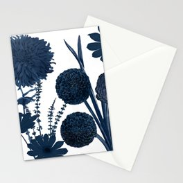 Blue Shift I Stationery Cards