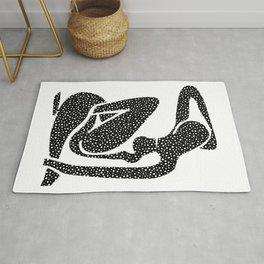 Henri Matisse - Blue nude II Rug