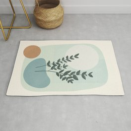 Azzurro Shapes No.51 Rug