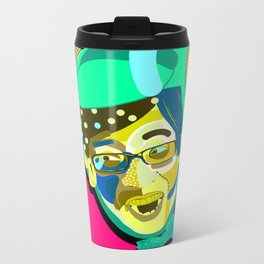 Yoo Jae-Seok/유재석. Metal Travel Mug