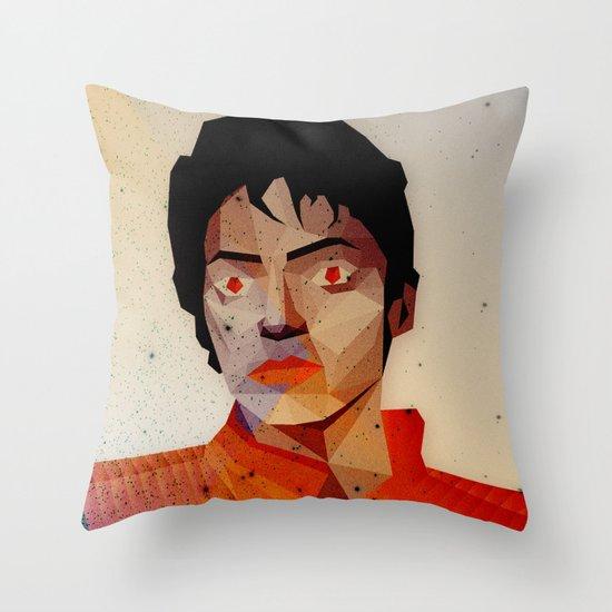 Thriller Throw Pillow