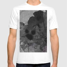 In Bloom Mens Fitted Tee White MEDIUM