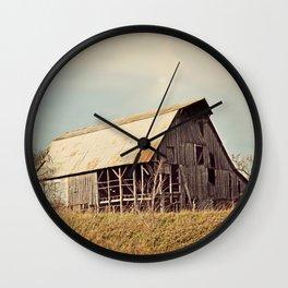 abandoned history . Wall Clock