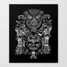 Ri-Damn-Diculous Canvas Print