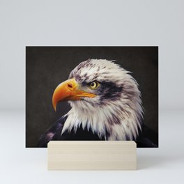 Bald Eagle Mini Art Print