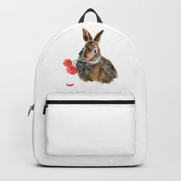 Double Trouble by Teresa Thompson Backpack