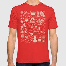 Winter Nights: Forest T-shirt