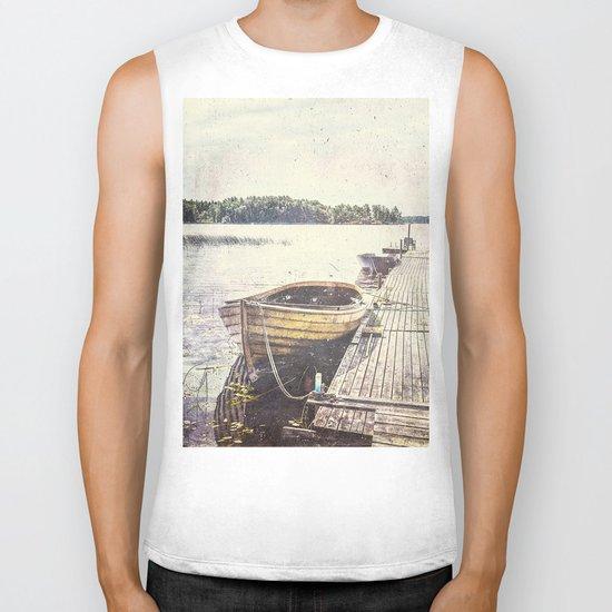 Boaty Biker Tank