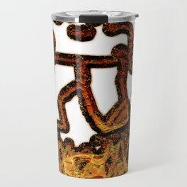 L huile sur le feu #TATEMONO Travel Mug