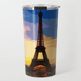 Eiffel Tower - Paris Travel Mug