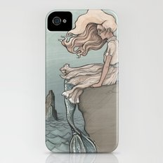 Evolution of a Mermaid Slim Case iPhone (4, 4s)