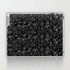 Joshua Tree Silver by CREYES Laptop & iPad Skin