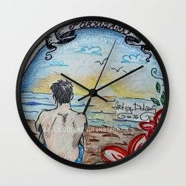 Paradise ~ Wall Clock
